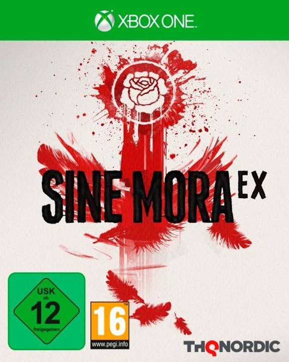 Xbox One - Sine Mora Box 785300122621 Photo no. 1
