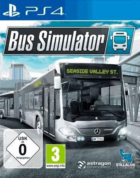 PS4 - Bus Simulator D Box 785300145334 Photo no. 1