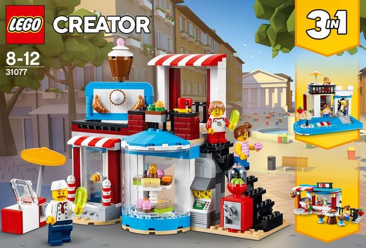 Lego Creator Dolci sorprese modulari 31077 748880600000 N. figura 1