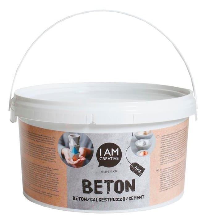 Béton I AM CREATIVE 665633800000 Contenu 5kg Photo no. 1