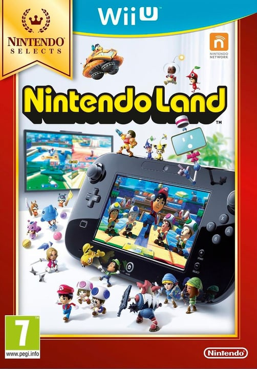 Wii U - Selects Land 785300121001 Photo no. 1