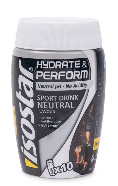 Hydrate & Perform Sensitive Poudre 400 g Isostar 471910400100 Goût SOFT FLAVOUR FRUITS Photo no. 1