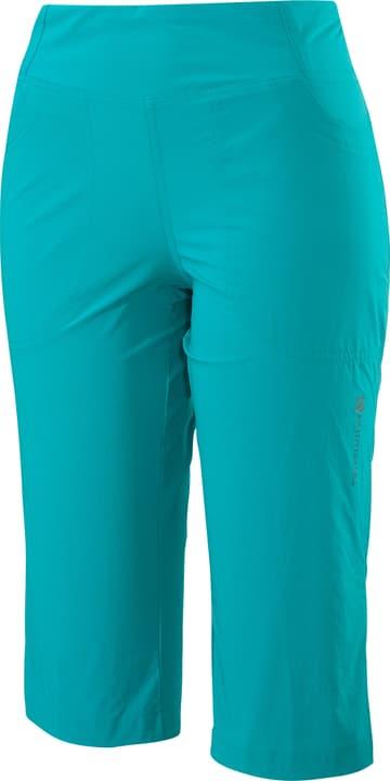 Barbados Pantalon de trekking pour femme Trevolution 465727603615 Couleur émeraude Taille 36 Photo no. 1