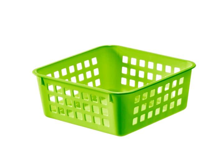 Basket verde SmartStore 603709900000 Taglio L: 16.5 cm x L: 16.5 cm x A: 18.0 cm Colore Verde N. figura 1