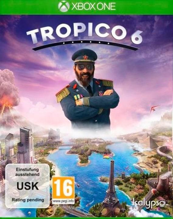 Xbox One - Tropico 6 Box 785300141474 N. figura 1
