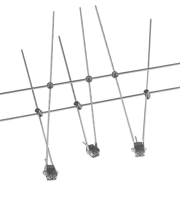 Wire System Sistemo su cavo Set Paulmann 615014800000 N. figura 1