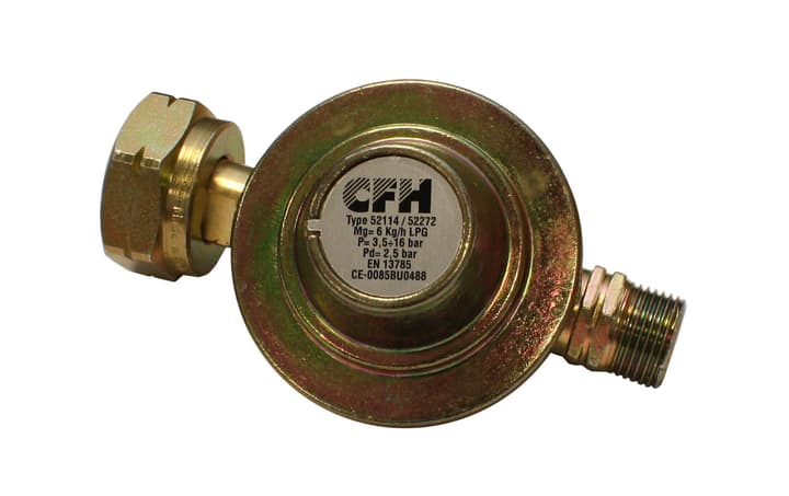 Riduttore di pressione 2,5 bar Cfh 611707600000 N. figura 1