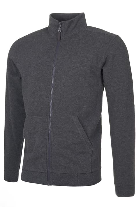 Sweat-Jacket Urs Veste sweat unisexe Extend 462400100386 Couleur antracite Taille S Photo no. 1