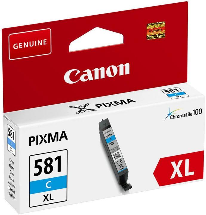 CLI-581XL  Cartouches d'encre cyan Canon 798542400000 Photo no. 1