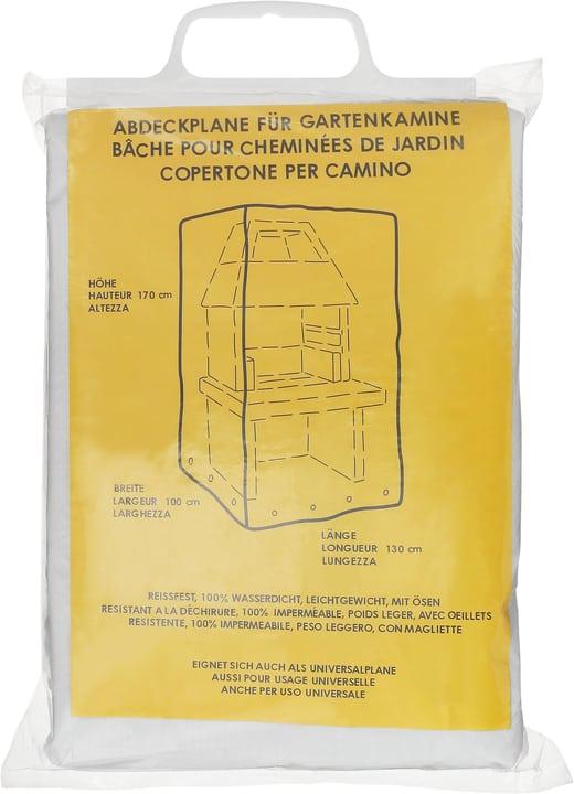 Telone di protezione per caminetti 639050000000 N. figura 1