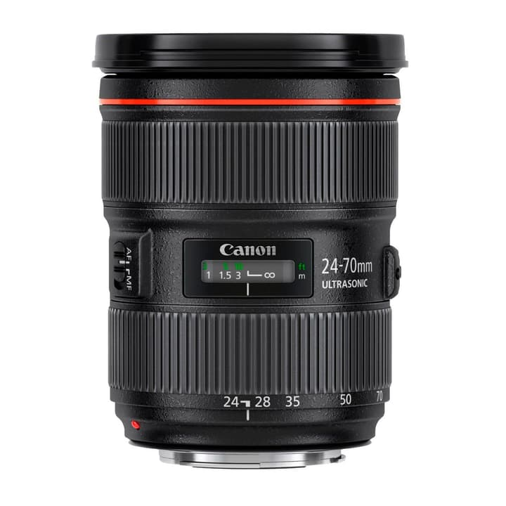 EF 24-70mm 2.8L II USM IMPORT Objectif Canon 785300127418 Photo no. 1
