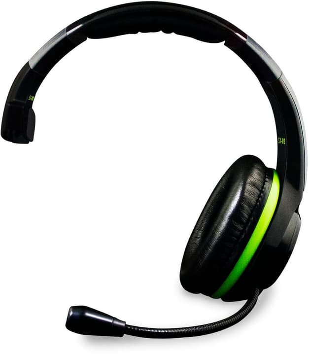 SX-02 Gamers Mono Chat Headset 785300128451 Photo no. 1