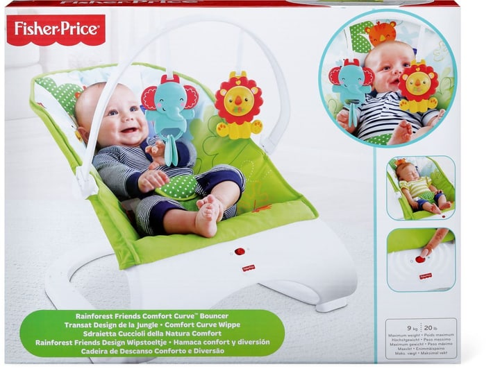 FP COMFORT CURVE WIPPE Fisher Price 74724610000015 Bild Nr. 1