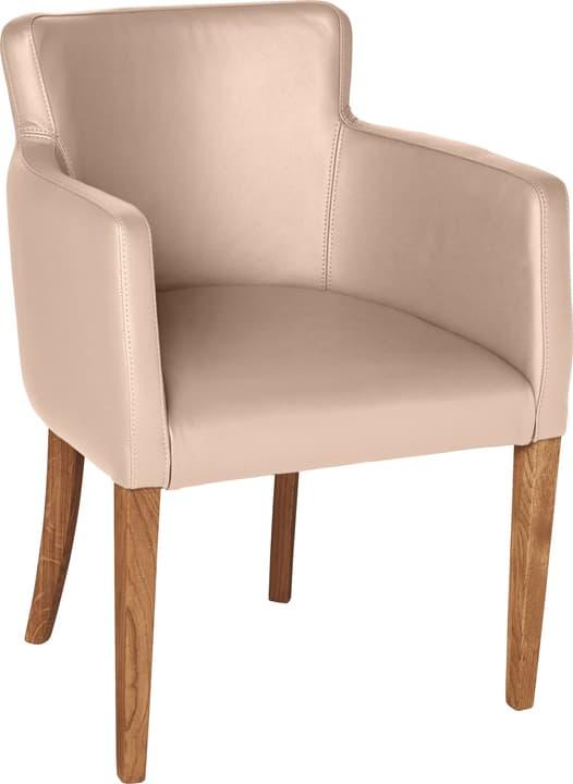 MORISANO Chaise 402358200088 Dimensions L: 56.0 cm x P: 46.0 cm x H: 79.0 cm Couleur Gris taupe Photo no. 1