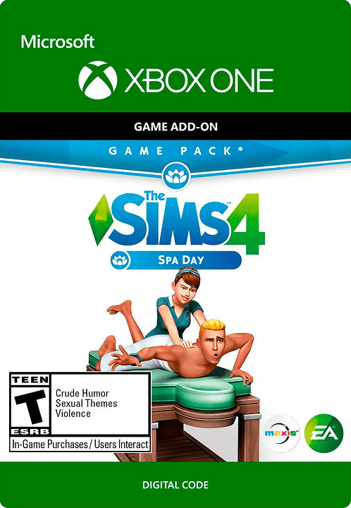 Xbox One - The Sims 4: Spa Day Download (ESD) 785300143871 Photo no. 1