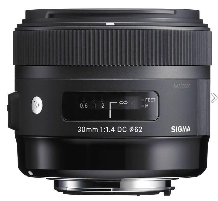 30mm F1 4 DC HSM Art (Nikon) Objektiv Sigma 785300132573 Bild Nr. 1