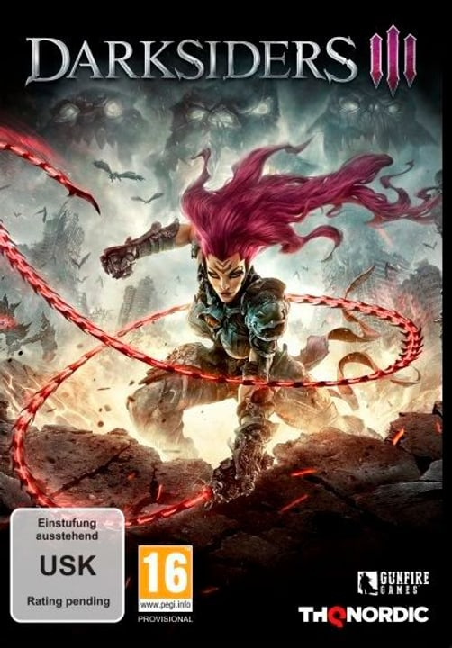 PC - Darksiders III (D) Box 785300138634 Bild Nr. 1