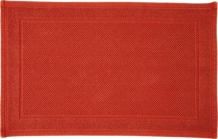 NAVE Tappetino in spugna 450854721534 Colore Arancione Dimensioni L: 50.0 cm x A: 80.0 cm N. figura 1