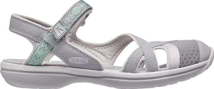 Sage Ankle Sandales de trekking pour femme Keen 493437139580 Couleur gris Taille 39.5 Photo no. 1