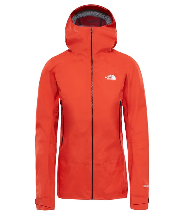 Shinpuru II Damen-Gore-Tex-Trekkingjacke The North Face 462776800330 Farbe rot Grösse S Bild-Nr. 1