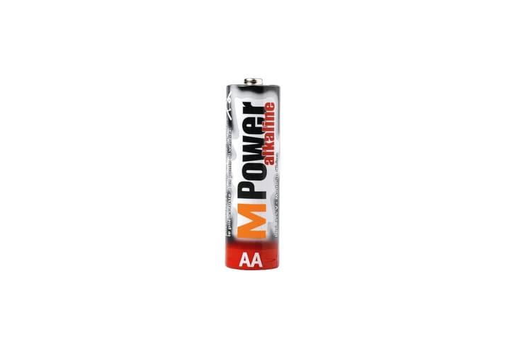 AA / LR6 4 Stück Batterien M-Power 704717800000 Bild Nr. 1