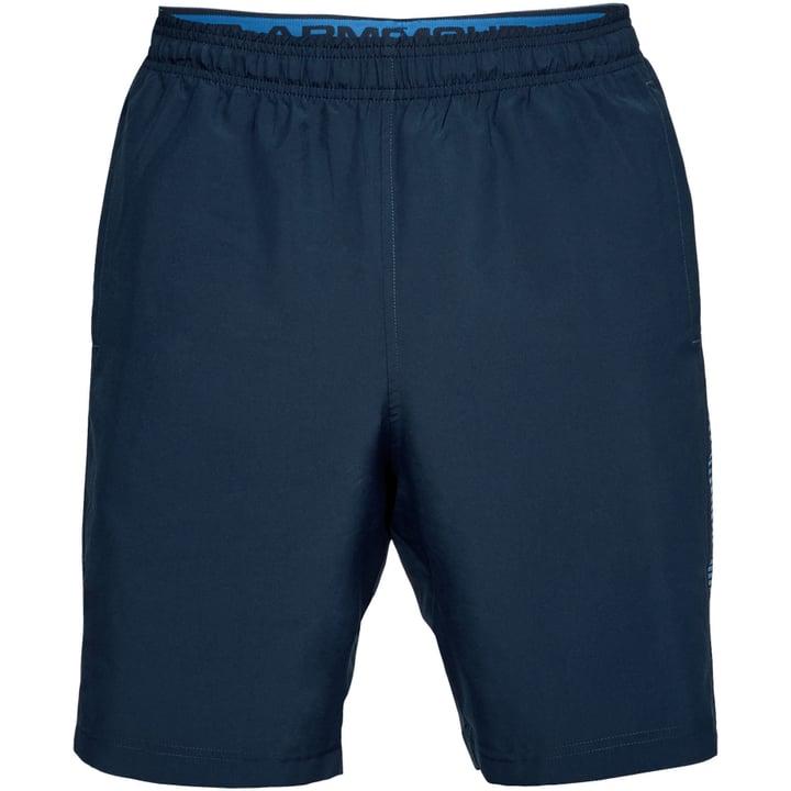 Woven Graphic Short Mens Herren-Shorts Under Armour 464918800422 Farbe dunkelblau Grösse M Bild-Nr. 1