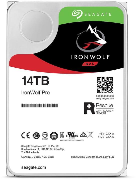 "IronWolf Pro SATA 3.5"" 14 TB Disque Dur Interne HDD Seagate 785300145842 Photo no. 1"