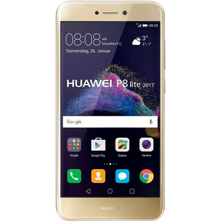 P8 lite 2017 Dual SIM 16GB or Smartphone Huawei 785300125356 Photo no. 1