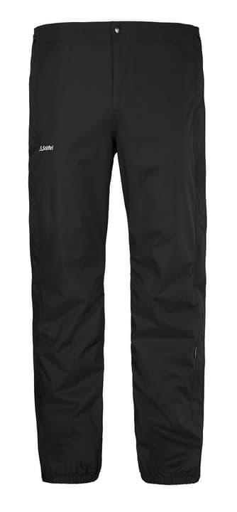 Easy M II Pantalon de pluie pour homme Schöffel 462727604820 Couleur noir Taille 48 Photo no. 1