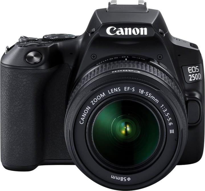 EOS 250D 18-55mm III DC Kit Spiegelreflexkamera Kit Canon 793441700000 Bild Nr. 1