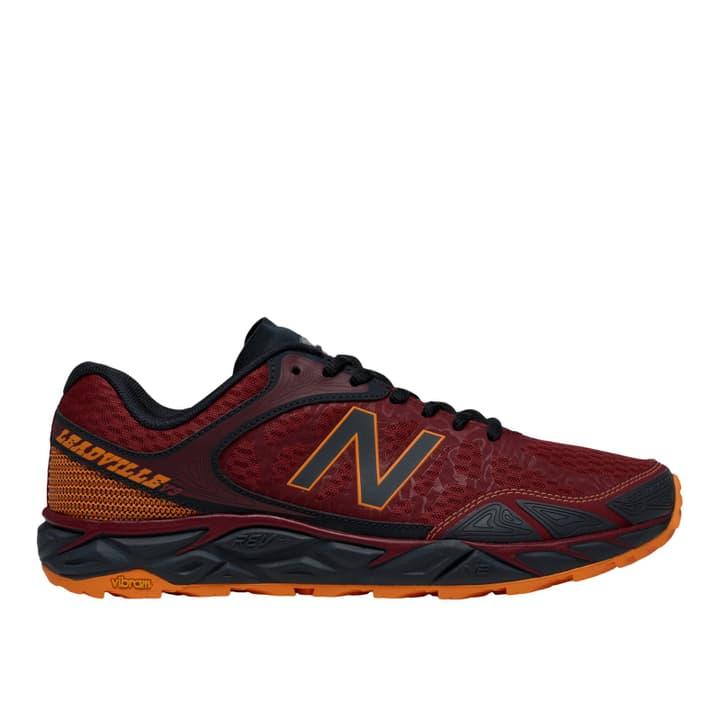 1210v3 Leadville Scarpa da uomo running New Balance 461658141530 Colore rosso Taglie 41.5 N. figura 1