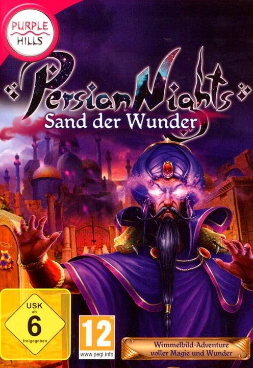 PC - Purple Hills: Persian Nights - Sand der Wunder (D) Box 785300131473 N. figura 1