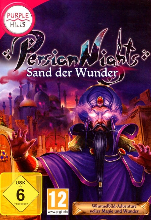 PC - Purple Hills: Persian Nights - Sand der Wunder (D) Physique (Box) 785300131473 Photo no. 1