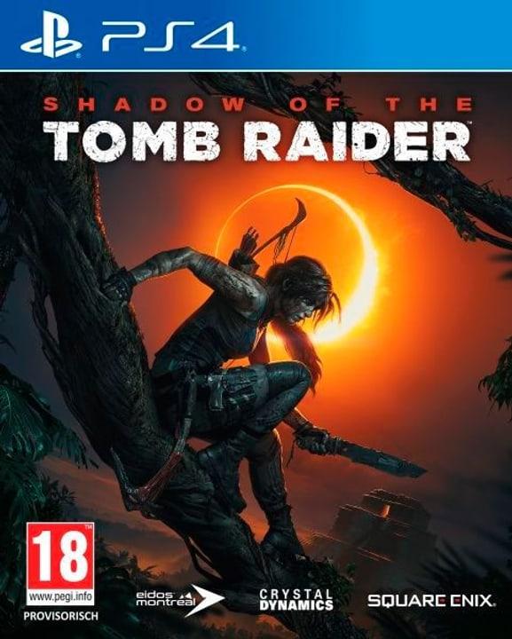 PS4 - Shadow of the Tomb Raider (F) Box 785300136165 Sprache Französisch Plattform Sony PlayStation 4 Bild Nr. 1