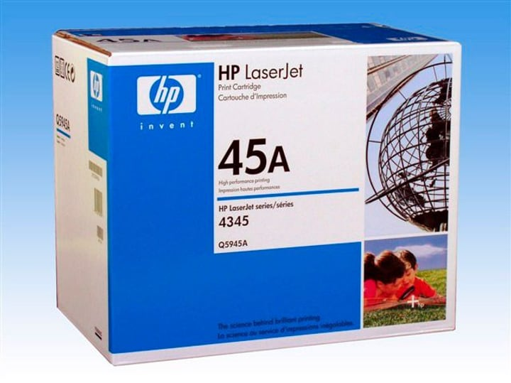 Toner Q5945A noir HP 785300124774 Photo no. 1