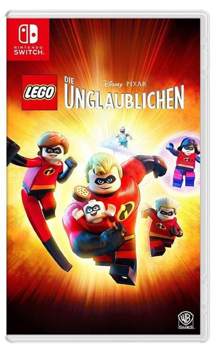 NSW - LEGO Les Indestructibles Fisico (Box) 785300134630 Lingua Tedesco, Francese Piattaforma Nintendo Switch N. figura 1