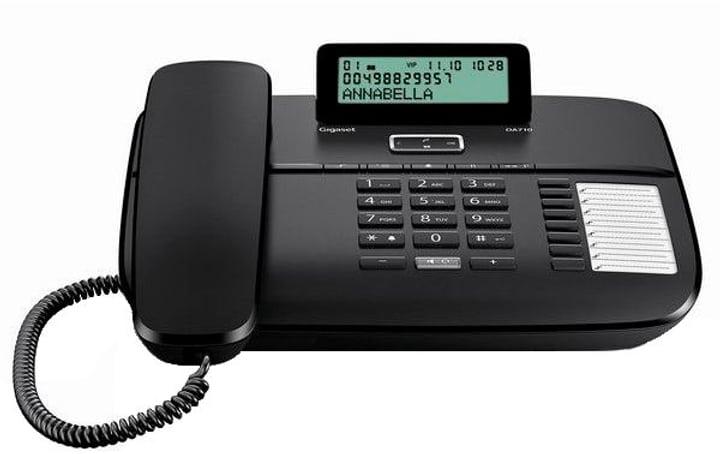 DA710 nero Telefono fisso Gigaset 785300123481 N. figura 1