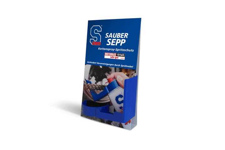 Sauber Sepp Prodotto detergente S100 620255700000 N. figura 1