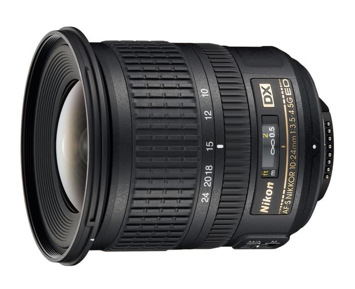 Nikkor AF-S DX 10-24mm/3.5-4.5G ED Objektiv, 3 Jahre Swiss-Garantie Objektiv Nikon 793419800000 Bild Nr. 1