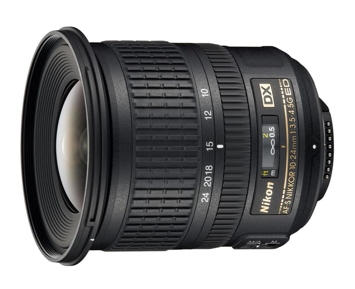 Nikkor AF-S DX 10-24mm/3.5-4.5G ED objectif Objectif Nikon 793419800000 Photo no. 1