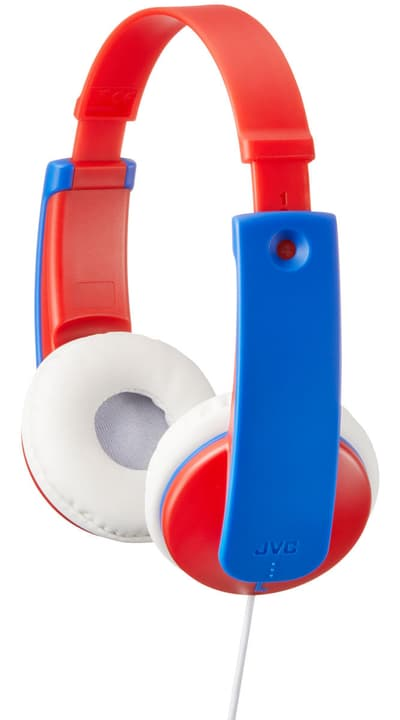 HA-KD7-R, rouge Casque On-Ear JVC 785300137678 Photo no. 1