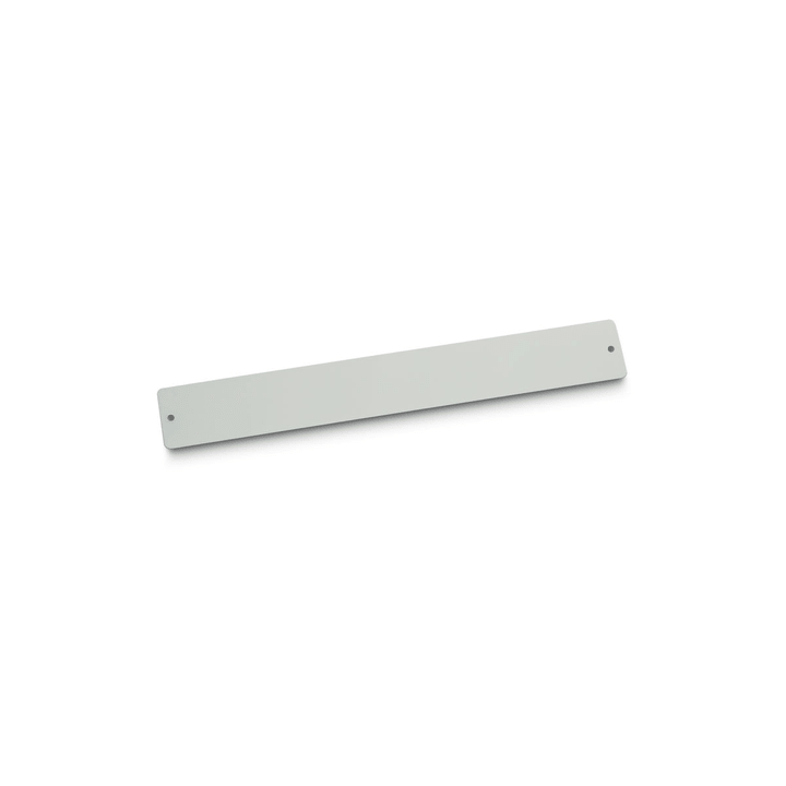ELEMENT SMALL bande magnétique 386142200000 Dimensions L: 35.0 cm x P: 5.0 cm x H: 0.1 cm Couleur Blanc Photo no. 1
