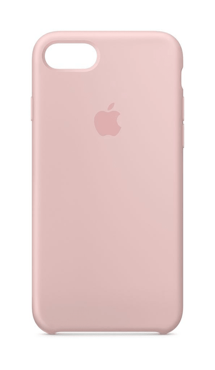 iPhone 8 & 7 coque en silicone rose des sables Coque Apple 785300130024 Photo no. 1