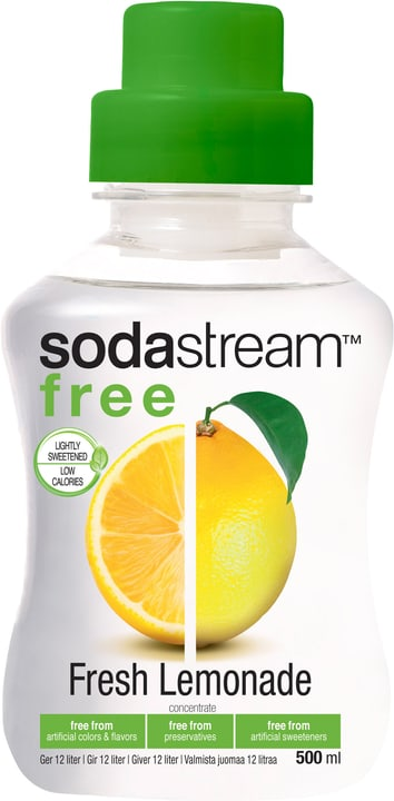 Sirup Soda-Mix Real Lemon Soda Stream 753547300000 Bild Nr. 1