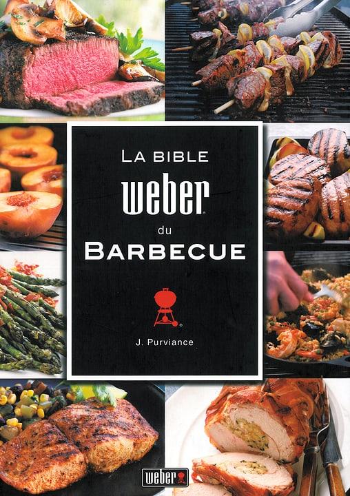 La Bible du BBQ Weber 753502700000