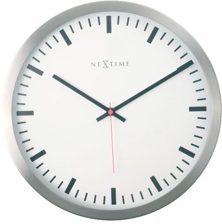 Diametro bianco della striscia dell'orologio di parete Horologe murale NexTime 785300140014 N. figura 1