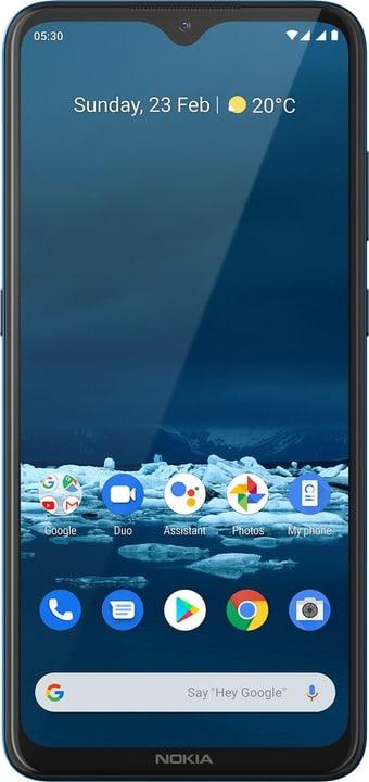 5.3 cyan Smartphone Nokia 794653800000 Bild Nr. 1