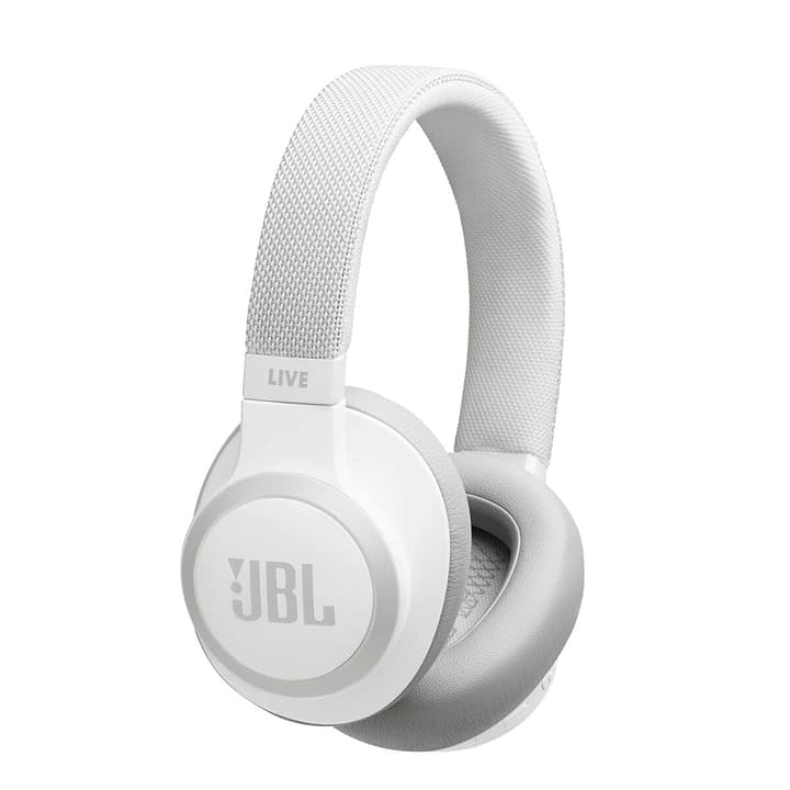 LIVE 650BTNC - Blanc Casque Over-Ear JBL 785300152809 Photo no. 1