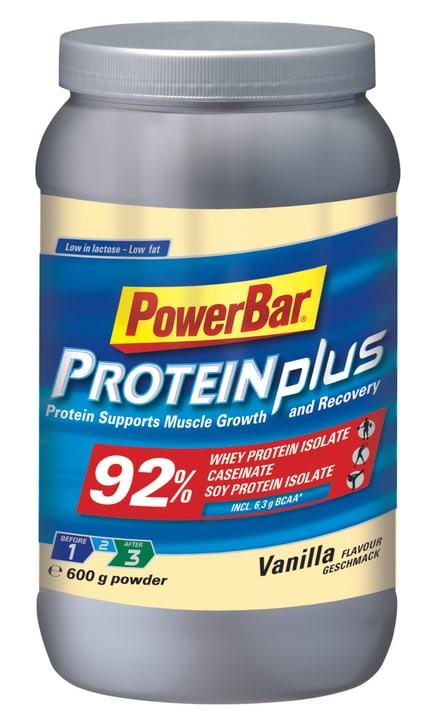 Protein Plus 92% Shake protéiné 600 g Powerbar 471908600100 Goût Vanille Photo no. 1