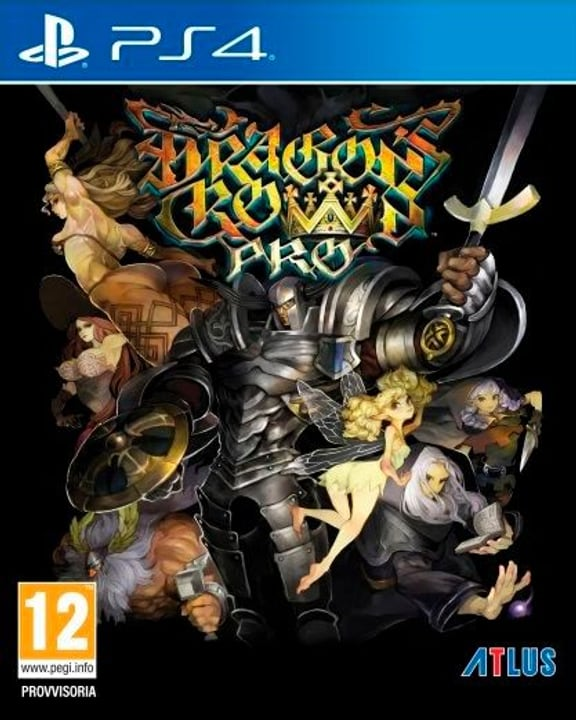 PS4 - Dragon's Crown Pro - Battle Hardened Edition (D) Physique (Box) 785300132643 Photo no. 1